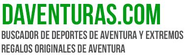 DAventuras.com - Buscador de Deportes de Aventura y Extremos. Regalos Originales de Aventura
